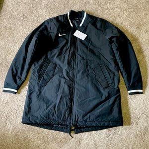 Brand New! Men's Nike Anthracite Grey Jacket
